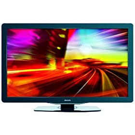 Philips 46PFL5505D/F7 46-Inch 1080p 240 Hz LCD HDTV, Black