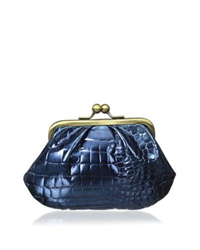 AEON Women's Large Coin Purse, Blue