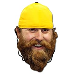 Buy NFL Pittsburgh Steelers Brett Keisel Player Face Mask by Bleacher Creatures