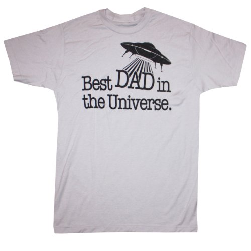 Happy Family Clothing Best Dad in the Universe Men's T-Shirt