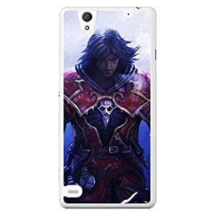 a AND b Designer Printed Mobile Back Cover / Back Case For Sony Xperia C4 (SONY_C4_1066)