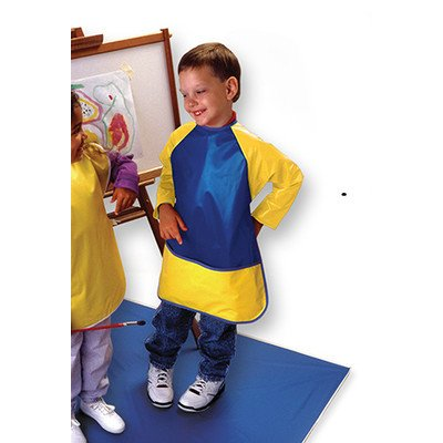 Kinder Smocks Long Sleeves Ages 6-8 - 1