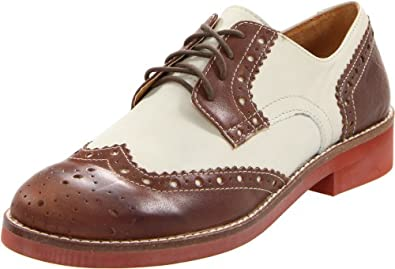 Amazon.com: STEVEN By Steve Madden Women's Banx Oxford: Shoes