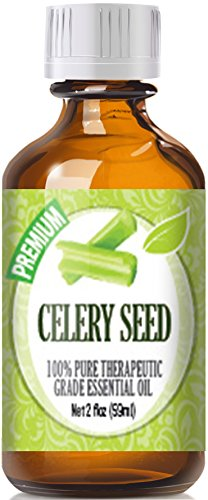 Celery Seed (60ml) 100% Pure, Best Therapeutic Grade Essential Oil - 60ml / 2 (oz) Ounces