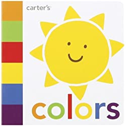 Carter's Mini Board Book, Colors