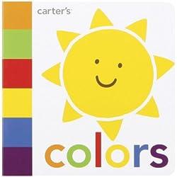 Carter's Mini Board Book, Colors