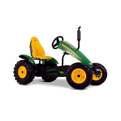 Berg-Toys-John-Deere-Bfr-3-Kart--Pdales