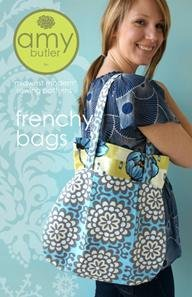 Amy Butler Frenchy Bag Pattern By The Each