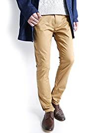 (モノマート) MONO-MART テーパード スキニー ストレッチ チノパンツ 選べる シルエット 美スリム 品質 パンツ MODE デザイナーズ メンズ ブラック