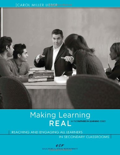 Making Learning REAL: Reaching and Engaging All Learners...