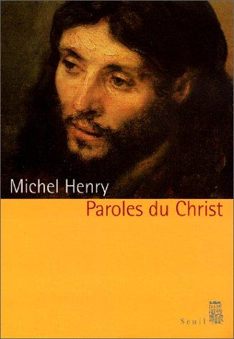 Paroles du Christ