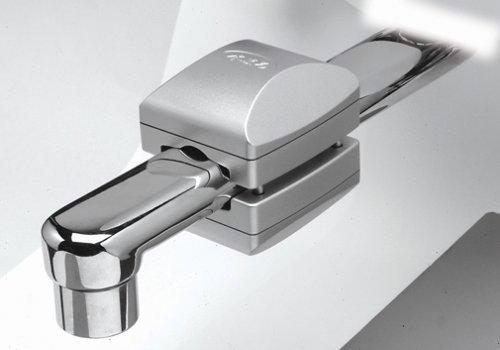 ワンタッチ式 磁気活水器 水まろ (蛇口取付型) シルバー MC-01