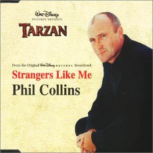 Phil Collins Strangers Like Me Amazon Com Music