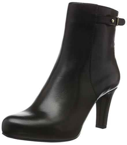 UnisaNAVE - Stivali bassi con imbottitura leggera Donna , Nero (Nero (nero)), 40 EU