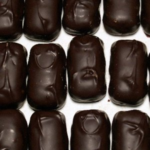 Asher's Dark Chocolate Raspberry Jellies – 6lb Box