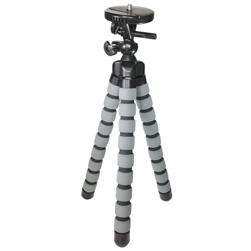 Canon PowerShot SX610 HS Digital Camera Tripod Flexible Tripod - for Digital Cameras and Camcorders - Approx Height 13 inches (Hs Camcorder compare prices)