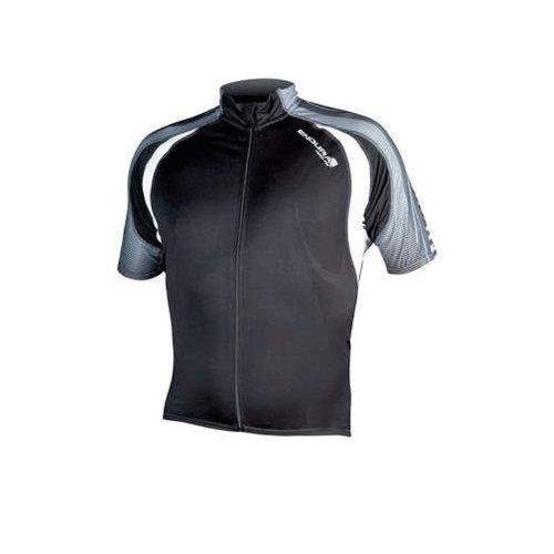 Buy Low Price ENDURA Endura FS260-Prolite Jersey 2012 Small Black (E3027/3)