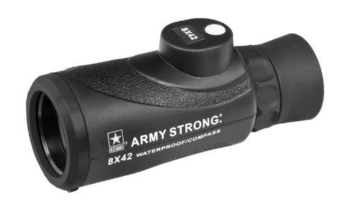 U.S. Army Us-Mc842 8X42 Waterproof Monocular (Black)