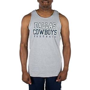 Dallas Cowboys Men's Practice Tank by Dallas Cowboys