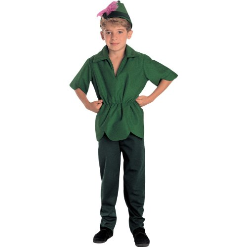 Peter Pan Costume - Medium