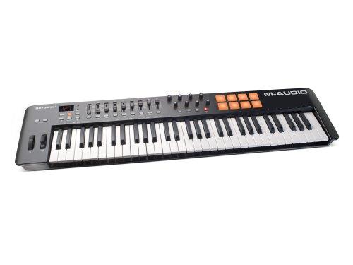 M-Audio Oxygen 61 (2014) Usb Pad/Keyboard Midi Controller