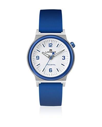 Lorenz Reloj de cuarzo 026956DD Azul 36 mm
