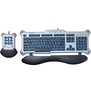 Saitek PZ08A PC Gamer's Keyboard