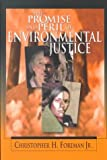 img - for The Promise and Peril of Environmental Justice book / textbook / text book