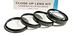 Omax 49mm Close Up Lens Kit