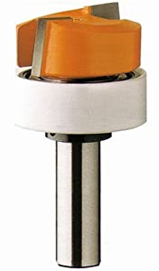 CMT 852.001.11B Dado & Planer Router Bit 1/4-Inch Shank, 3/4-Inch Cutting Diameter, 3/8-Inch Cutting Length With 3/4-Inch Bearin at Sears.com