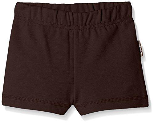 Maxomorra - BASI-M101 Shorts, Shorts unisex bimbi, Braun - Braun, 62