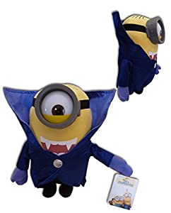 Stuart Minion Vampire 12'' Soft Toy