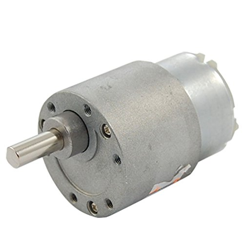 Riorand Dc 12v 3 5rpm High Torque Gear Box Electric