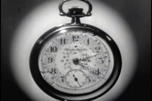 Hamilton Watch Co and History Film: What Makes a Fine Watch Fine? (1947) [DVD] - The History of Hamilton Pocket Watches & Clocks Factory Tour & More