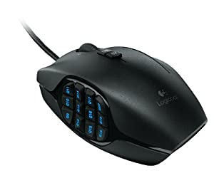 LOGICOOL MMOゲーミングマウス G600r