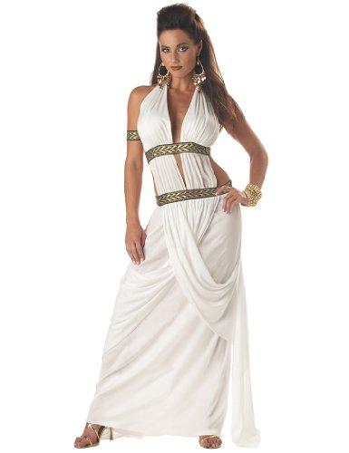 Sexy roman and greek goddess costumes isleofhalloween sexy spartan queen costume roman goddess solutioingenieria Choice Image