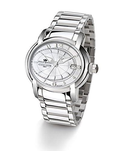 Philip Watch Reloj Swiss Made Anniversary Plata / Nácar