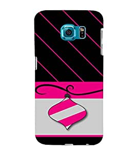 Girl Design 3D Hard Polycarbonate Designer Back Case Cover for Samsung Galaxy S6 Edge :: Samsung Galaxy Edge G925