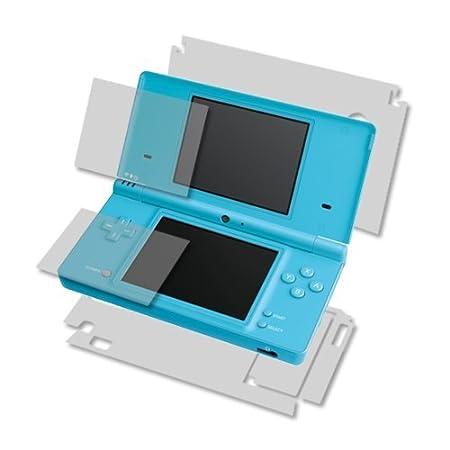 Skinomi TechSkin - Skin Protector Shield Full Body for Nintendo DSi + Lifetime Warranty