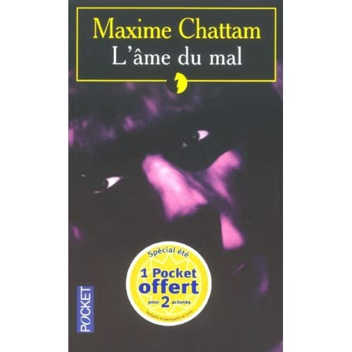 Maxime Chattam 41ZPVCKJGHL._SS500_