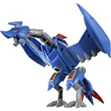 Digimon Fusion - Mail Birdramon Digi-Fusion Figure and Card
