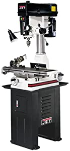 JET JMD-18 350018 230-Volt 1 Phase Milling/Drilling Machine by JET