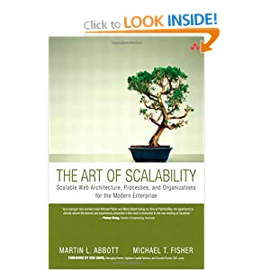 The Art of Scalability Book Cover