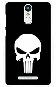 anchor Designer Printed Back Case Cover for Xiaomi Redmi Note 3