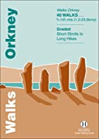 Walks Orkney (Hallewell Pocket Walking Guides)