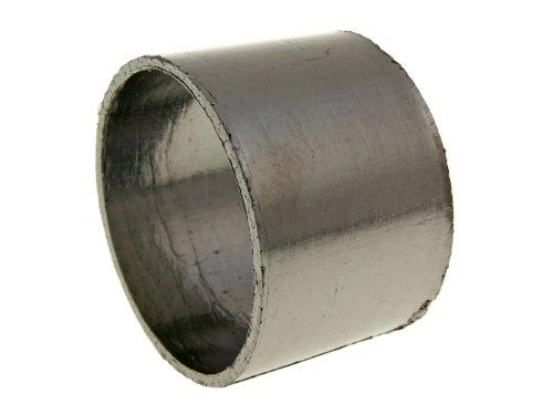 Joint de pot d'échappement 46x50x34,5mm graphite pour Malaguti, Yamaha