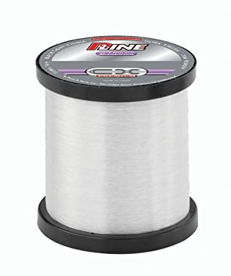 P-line Cx Premium Clear Fluorescent Fishing Line 1000 Yd Spool by P-Line