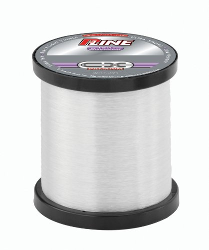 P-Line CX Premium Fluorocarbon Coated Bulk Fishing Spool (3000-Yard, 6-Pound, Clear Fluorescent) (Fluorescent Fishing Line compare prices)