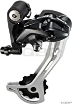 Shimano Alivio RD-M430 Rear Derailleur - 9-Speed, Black