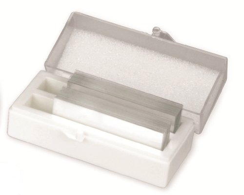 Heathrow Scientific Hd159879H Glass Premium Microscope Rectangle Cover, 50Mm Length, 22Mm Width, #1.5 Thick (Pack Of 1000)